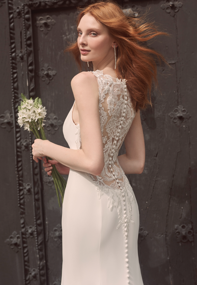 Alyssa Wedding dress by Maggie Sottero