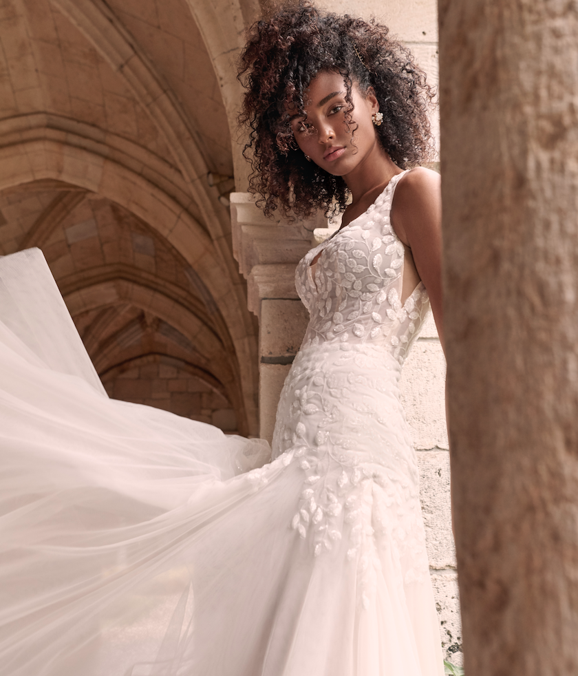 Geneva Wedding dress by Maggie Sottero