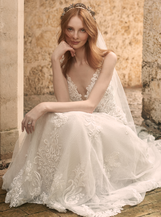 Johanna Wedding dress by Maggie Sottero