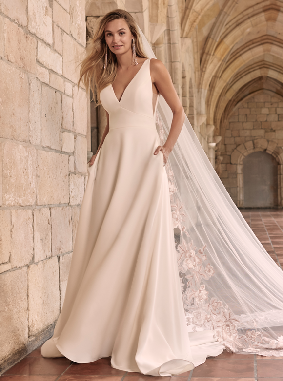 Josephine Wedding dress by Maggie Sottero