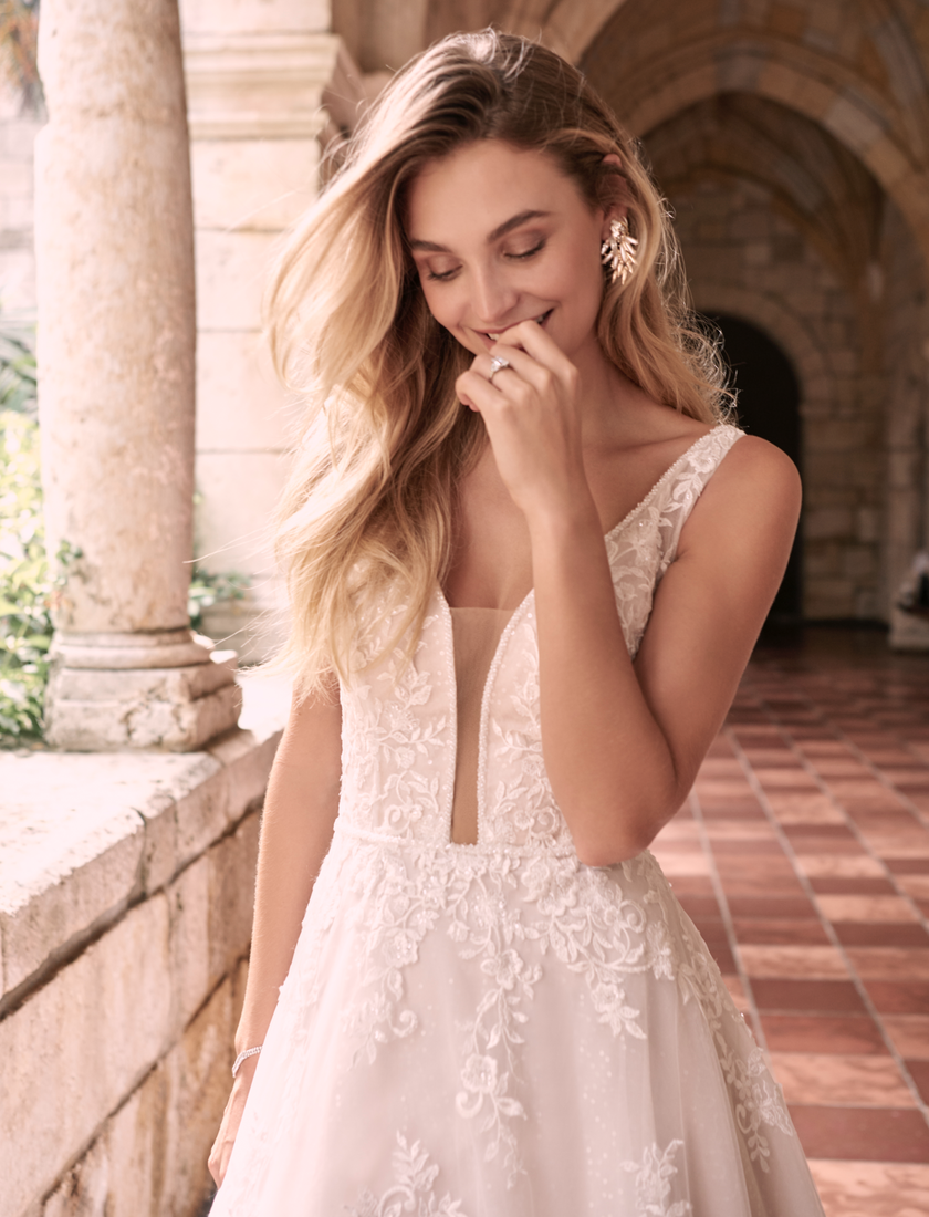 Leticia Lynette Wedding dress by Maggie Sottero