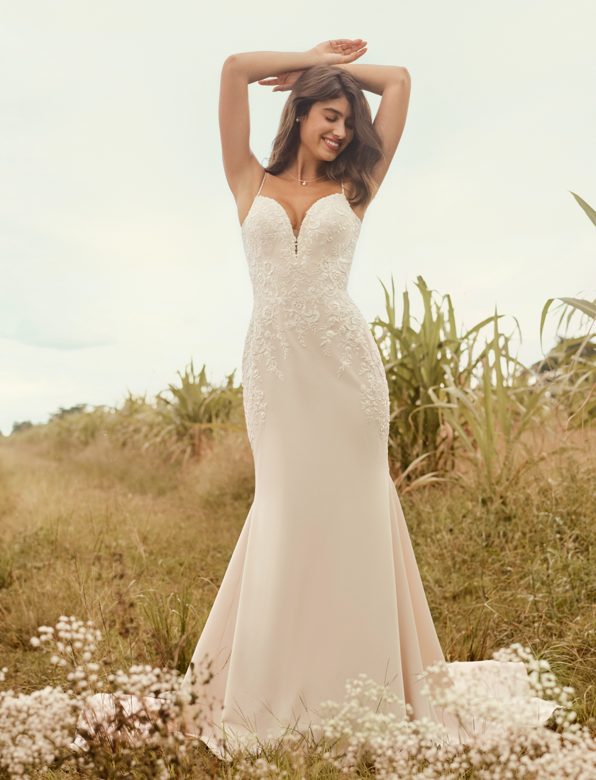 Aubrey Wedding dress by Rebecca Ingram