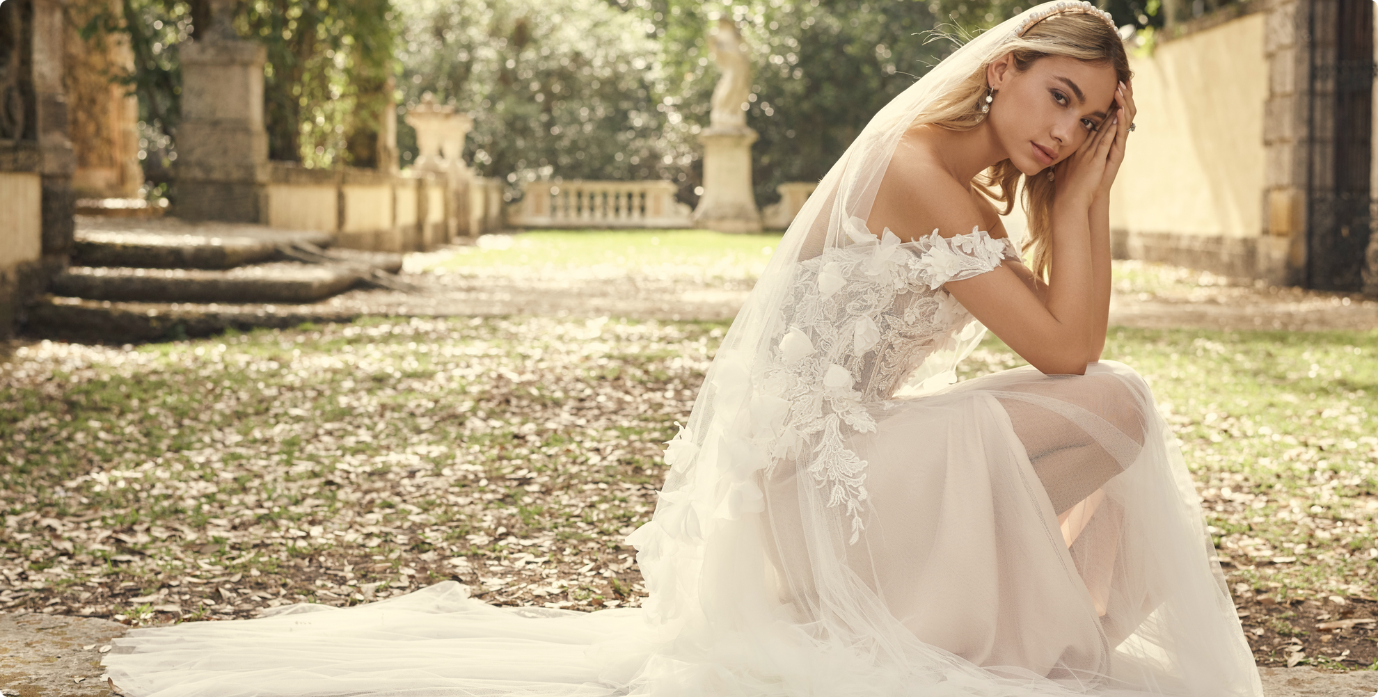 Mirra Wedding dress by Maggie Sottero