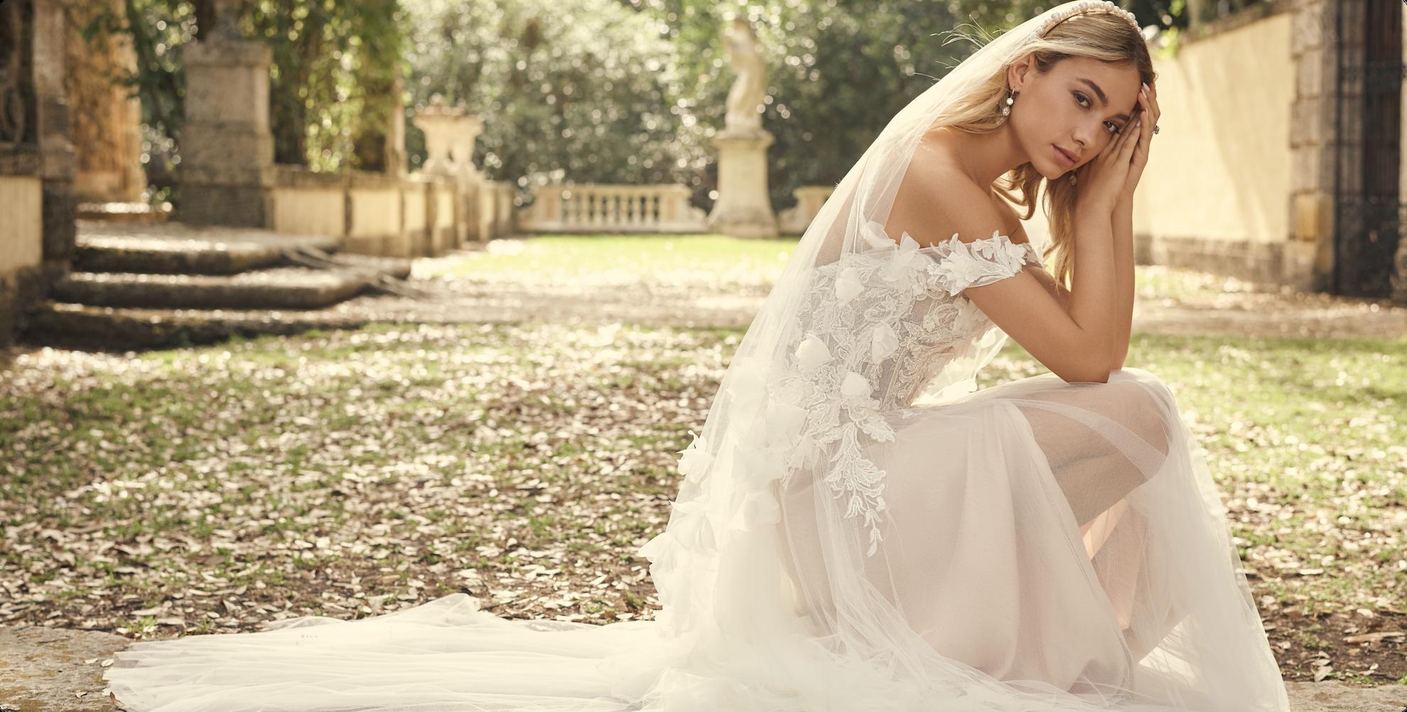 Mirra Wedding dress by Maggie Sottero