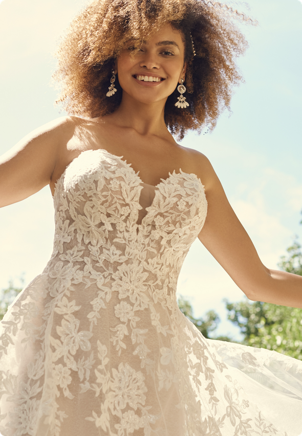 Nora Wedding dress by Maggie Sottero