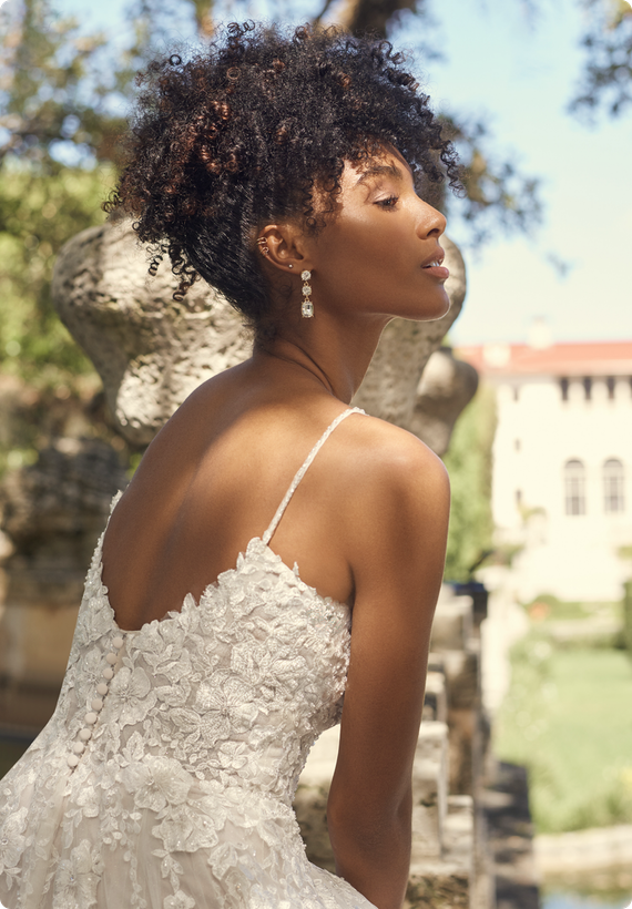 Pia Wedding dress by Maggie Sottero