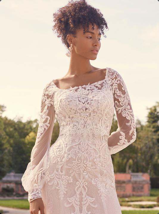 Sedona Wedding dress by Maggie Sottero