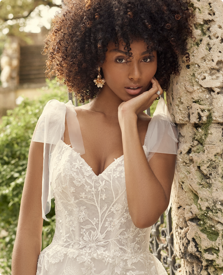 Waverly Wedding dress by Maggie Sottero