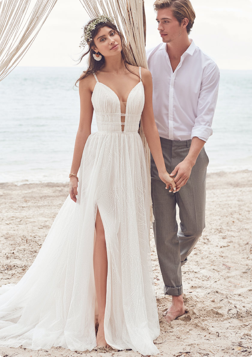 Hesper Wedding dress by Rebecca Ingram