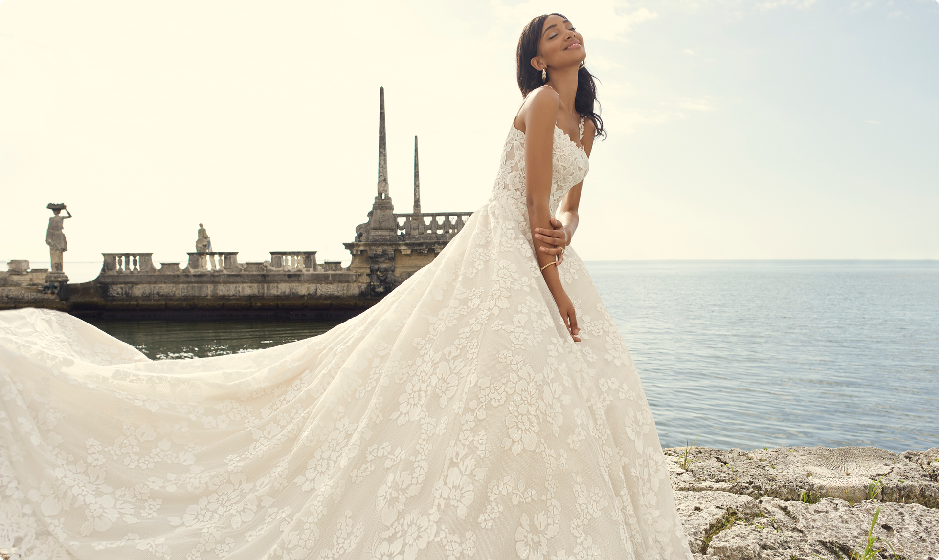 Sawyer Wedding dress by Sottero and Midgley