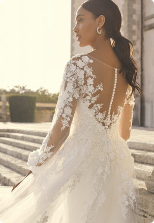 Arta Wedding dress by Sottero and Midgley