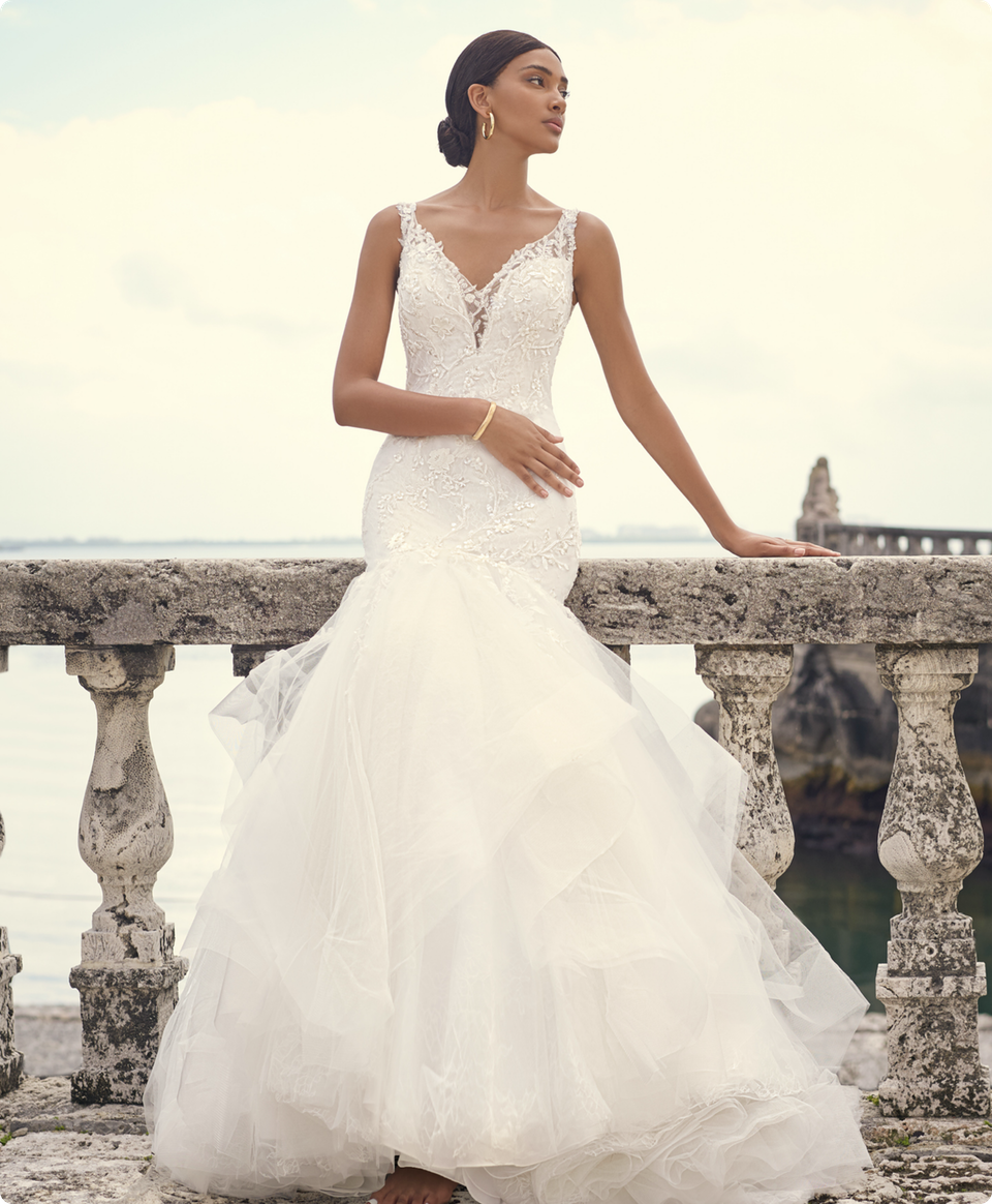 Kenleigh Wedding dress by Sottero and Midgley