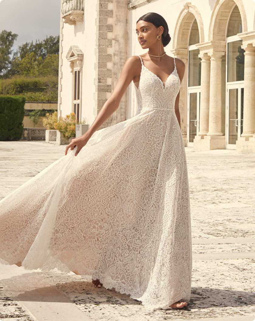 Petra Wedding dress by Sottero and Midgley