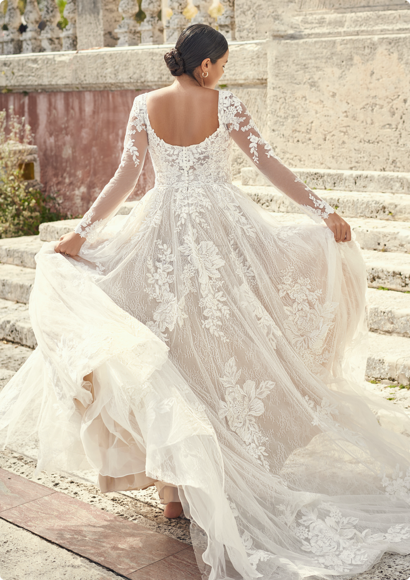 Valona Wedding dress by Sottero and Midgley