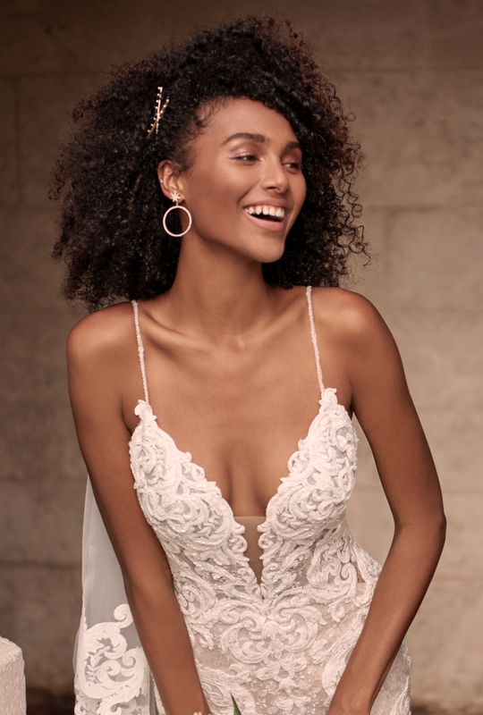 Tuscany Royale Wedding dress by Maggie Sottero