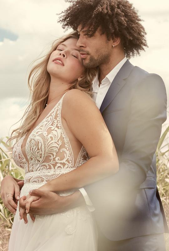Breanne Wedding dress by Rebecca Ingram
