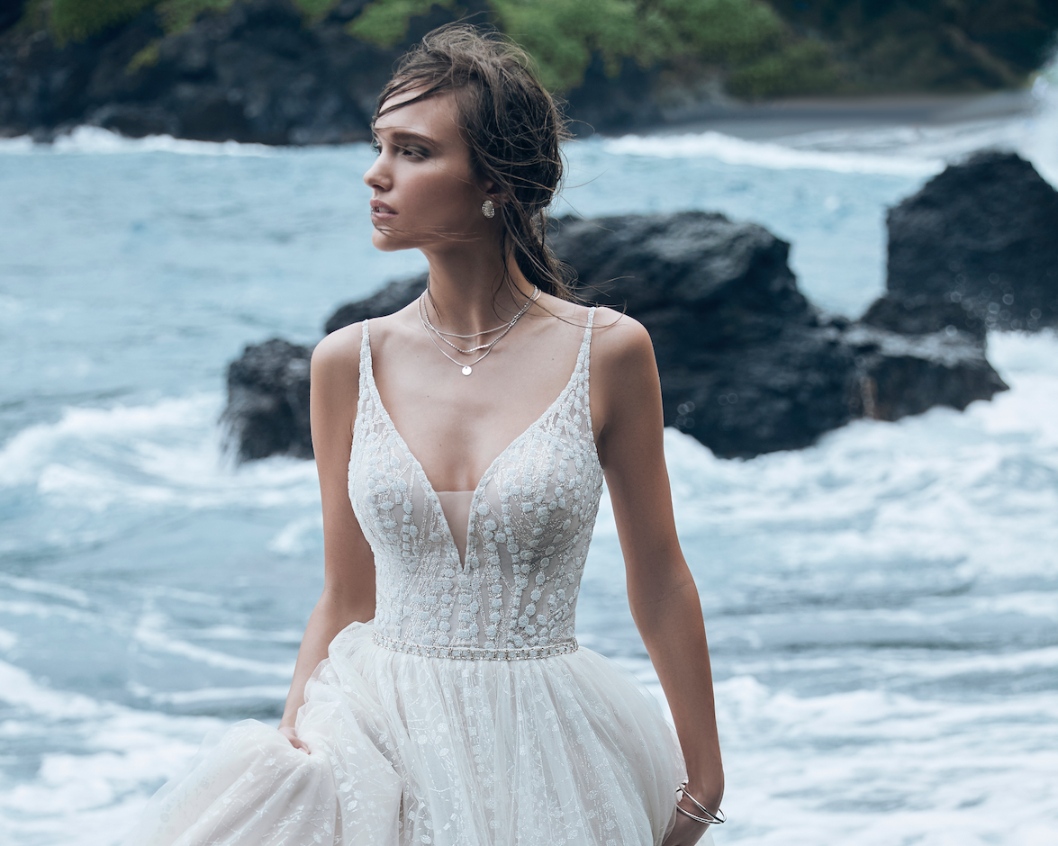Beach Wedding Dresses By Maggie Sottero