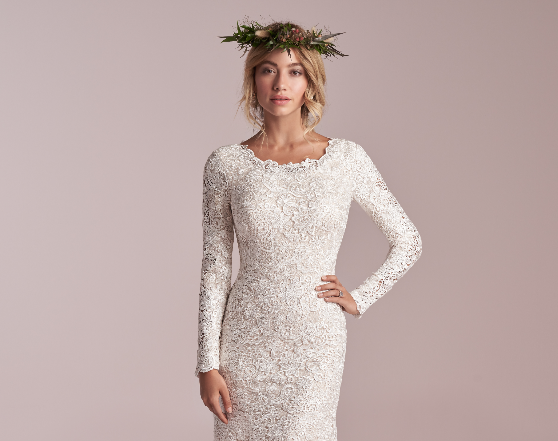 Modest Wedding Dresses By Maggie Sottero