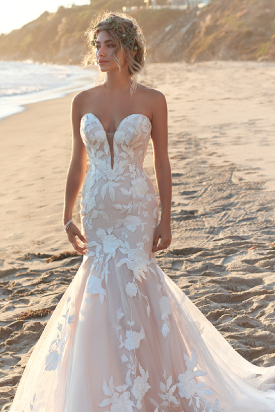 Sexy Wedding Dresses By Maggie Sottero