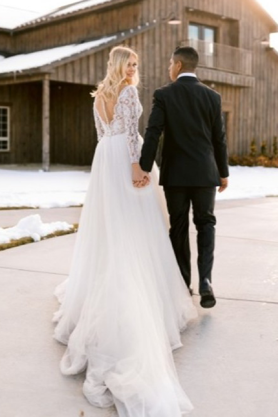 Sleeve Wedding Dresses By Maggie Sottero